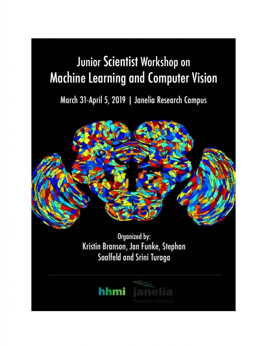 Junior Scientist Workshop on Machine Learning and Computer