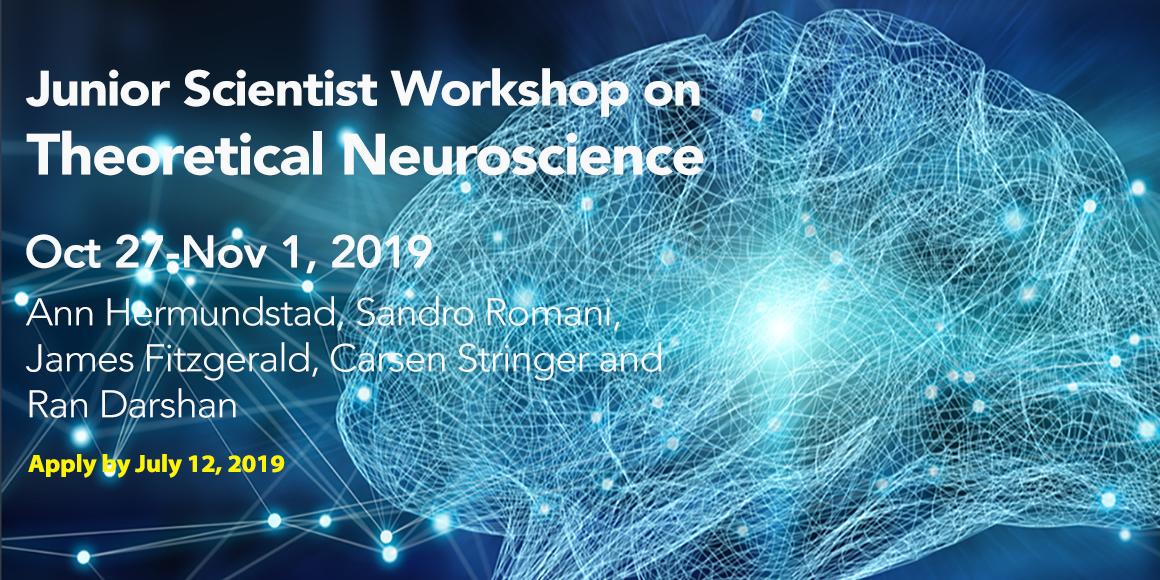 Junior Scientist Workshop on Theoretical Neuroscience   Janelia
