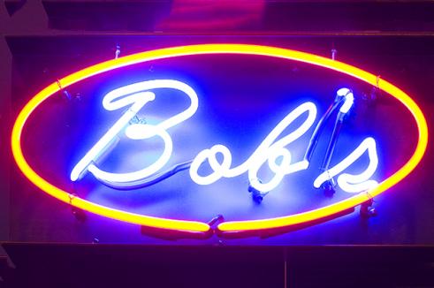 Bob's Pub Sign