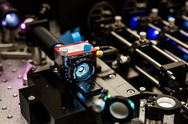Lattice Light Sheet Microscope | Janelia Research Campus